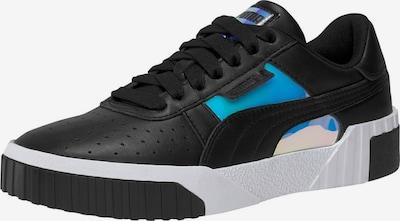 PUMA Sneaker 'Cali Shine' in aqua / schwarz / weiß, Produktansicht