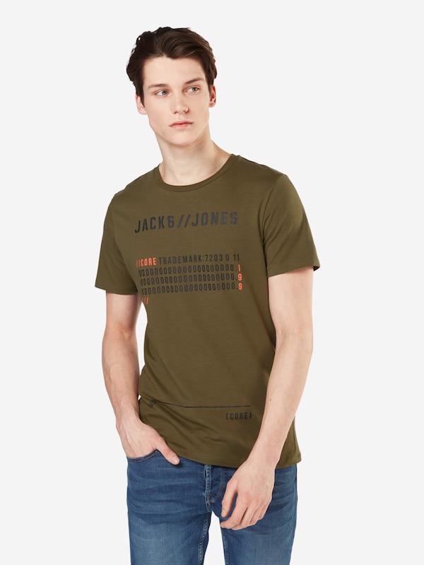 JACK & JONES T-Shirt 'JCOSOREN TEE SS CREW NECK'