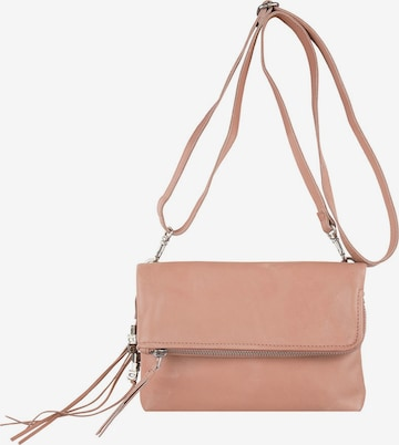 LEGEND Crossbody Bag in Pink