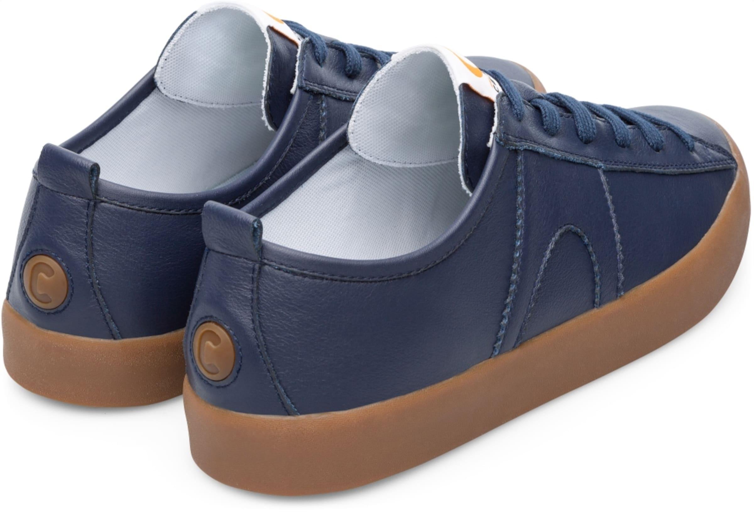 CAMPER Sneakers laag Imar in Blauw Leer K100518-010-39