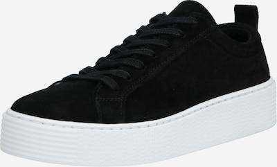 Vero Moda Wide Fit Sneaker 'ELLA' in schwarz / weiß, Produktansicht