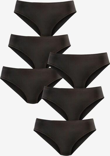 PETITE FLEUR Jazzpants (6 Stck.) in schwarz, Produktansicht