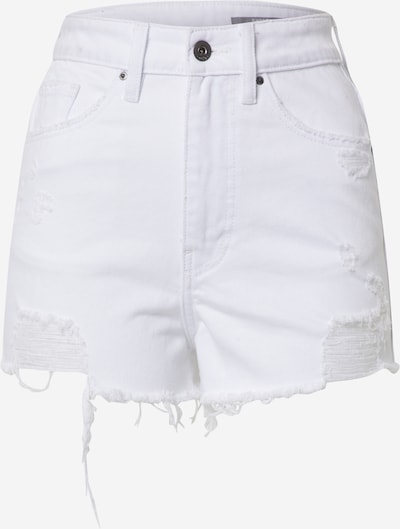 EDC BY ESPRIT Shorts 'Festival' in white denim, Produktansicht