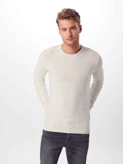 !Solid Džemperis 'Alexian' pieejami gandrīz balts: Priekšējais skats
