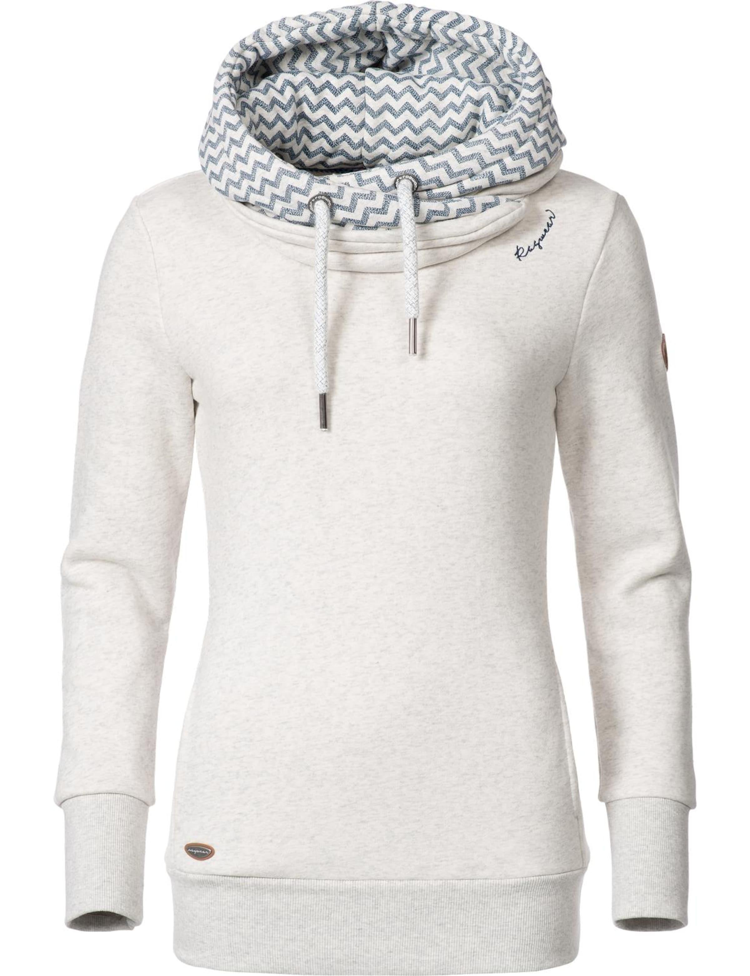 'doblin' Sweatshirt In Ragwear Graumeliert Sweatshirt Ragwear oWrCeBdx
