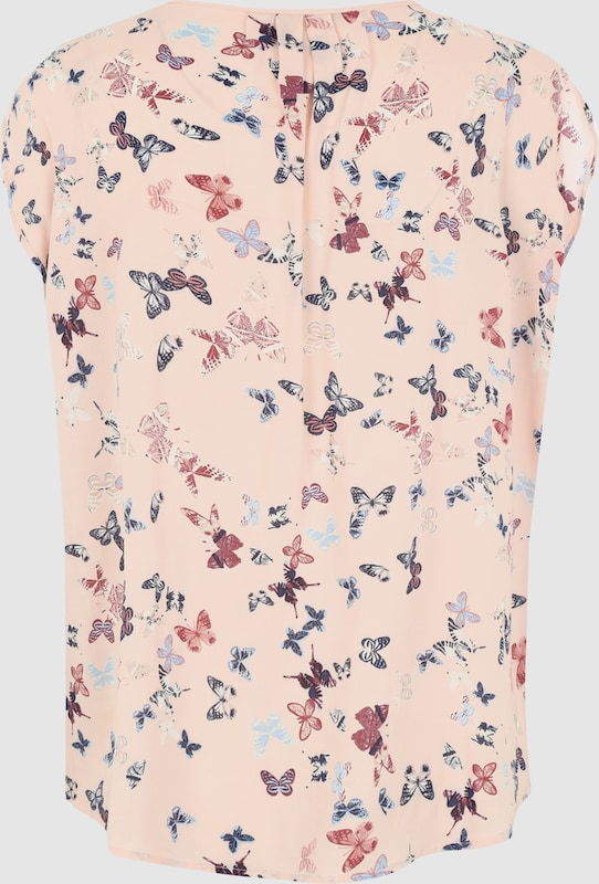 Esprit Blouse With Butterfly-design