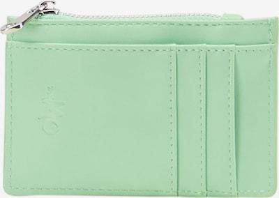 MYMO Porte-monnaies en vert, Vue avec produit