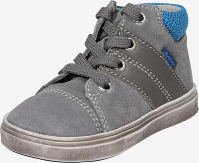 RICHTER Sneaker in grau / dunkelgrau, Produktansicht