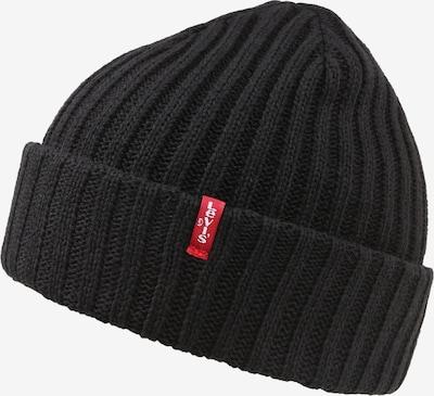 LEVI'S Mütze in schwarz, Produktansicht