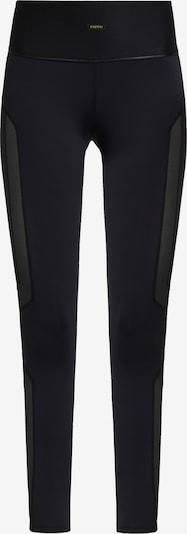 Daquïni Leggings 'Fluxus' high rise in schwarz, Produktansicht