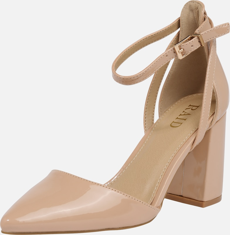Raid Pumps 'KATY' in beige, Produktansicht