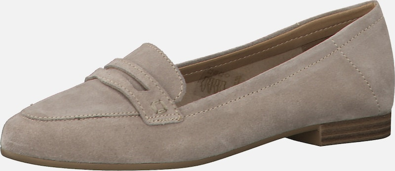 TAMARIS Slipper in taupe, Produktansicht