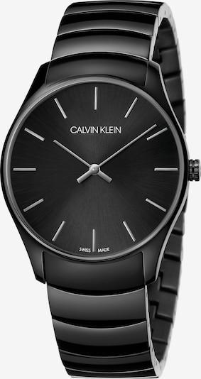 Calvin Klein Analoog horloge in de kleur Zwart, Productweergave