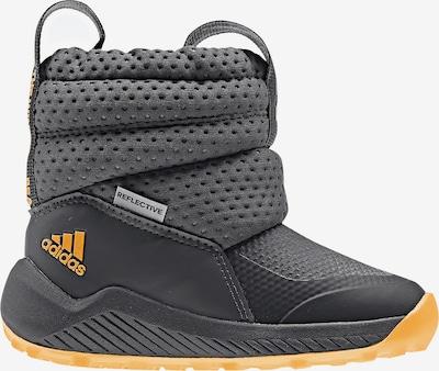 ADIDAS PERFORMANCE Schuhe 'Rapidasnow' in orange / schwarz: Frontalansicht