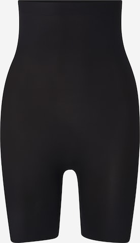 MAGIC Bodyfashion Shapinghose 'Maxi Sexy Hi-Bermuda' in Schwarz