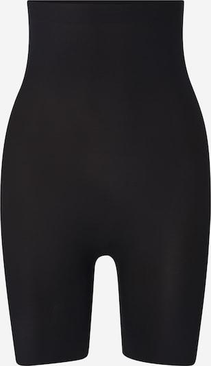MAGIC Bodyfashion Muotoilevat housut 'Maxi Sexy Hi-Bermuda' värissä musta, Tuotenäkymä