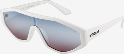 VOGUE Eyewear Okulary przeciwsłoneczne 'HIGHLINE' w kolorze przezroczystym, Podgląd produktu