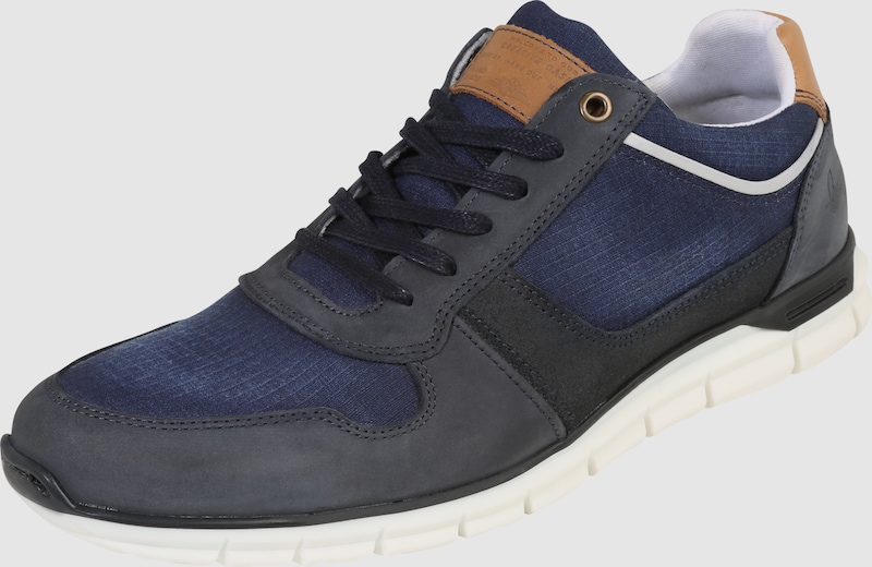 BULLBOXER | Sneaker in Jeans-Optik