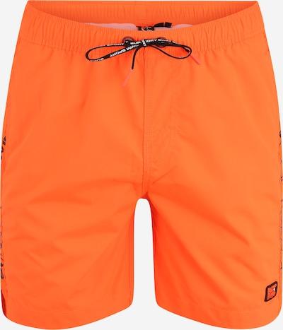 Superdry Sportzwembroek in de kleur Sinaasappel, Productweergave