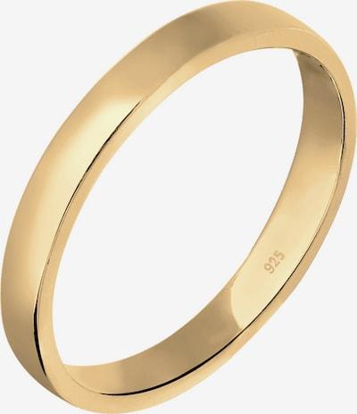 ELLI Ring 'Ehering' in gold, Produktansicht