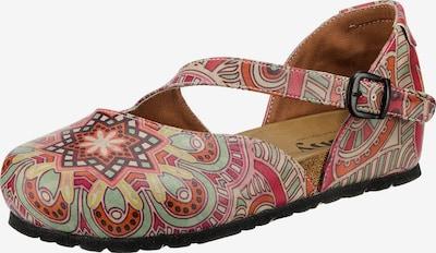 Goby Sandalen in mischfarben, Produktansicht
