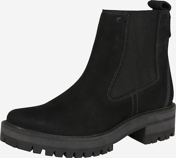 TIMBERLAND Chelsea Boots 'Courmayeur Valley' in Black