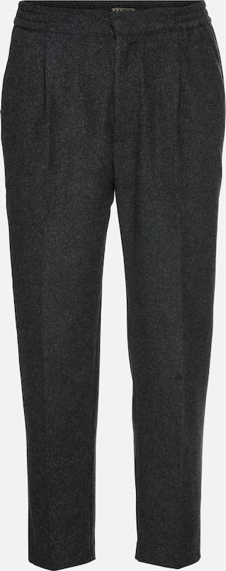 Review Pantalon Anthracite 'tailored Wool' En F5uJl1cTK3