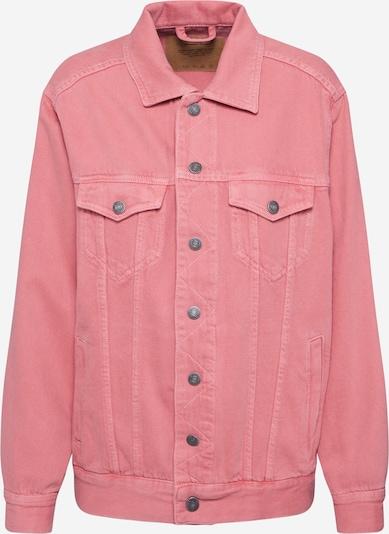 AMERICAN VINTAGE Jeansjacke 'TINEBOROW' in pink, Produktansicht