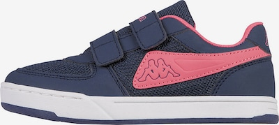 KAPPA Halbschuhe 'Trooper Light Sun' in navy / pink, Produktansicht