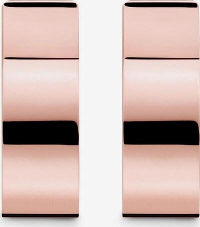 ROSEFIELD Ohrringe in rosegold, Produktansicht