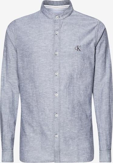 Calvin Klein Jeans Hemd in grau, Produktansicht
