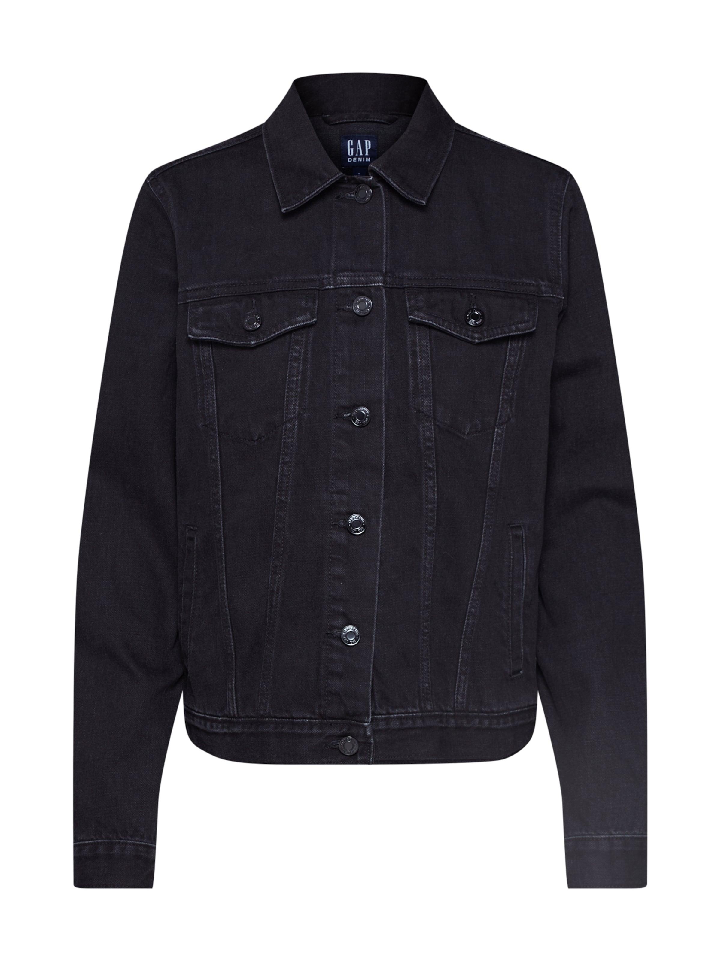 Gap Jeansjacke In Black 'icon JktWashed Denim Black' I29EDbWHeY