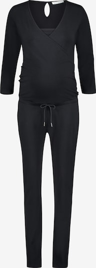 QUEEN MUM Jumpsuit 'One Piece' in schwarz, Produktansicht