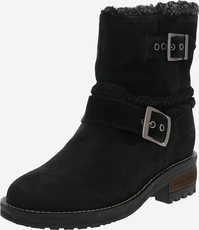 Superdry Boots 'HURBIS' in de kleur Zwart, Productweergave