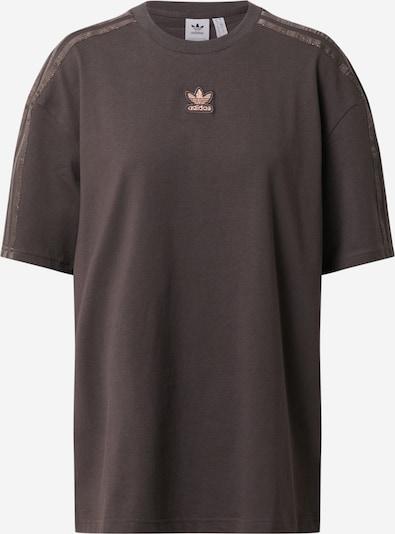 ADIDAS ORIGINALS Shirt 'MMF - Knitted' in basaltgrau, Produktansicht