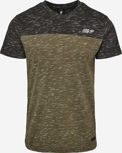 SOUTHPOLE Camiseta en grafito / oliva, Vista del producto