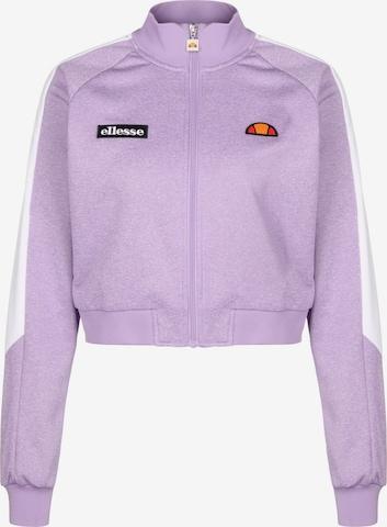 Veste de sport ' Pinzolo ' ELLESSE en violet