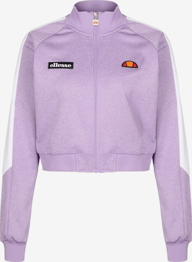 ELLESSE Trainingsjacke ' Pinzolo ' in lila, Produktansicht