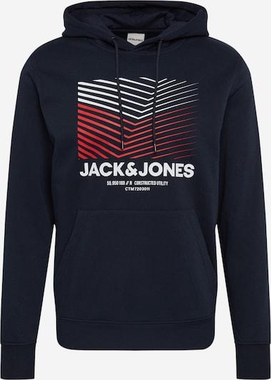 JACK & JONES Sweatshirt 'JCOGEEK' in dunkelblau, Produktansicht