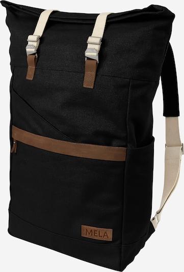 MELAWEAR Plecak 'Ansvar I' w kolorze beżowy / brązowy / czarnym, Podgląd produktu