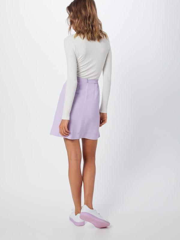 Copenhagen Jupe 'georgette Lavande En Skirt' Pop q54LjA3R