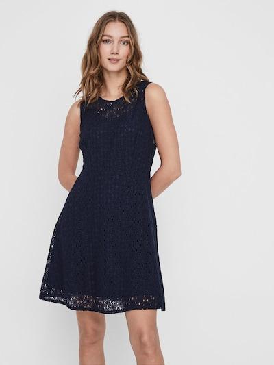 VERO MODA Kleid in navy, Modelansicht