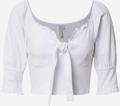 PIECES Bluse 'Nana' in weiß, Produktansicht
