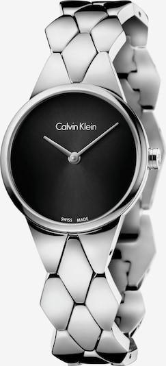 Calvin Klein Uhr in schwarz / silber, Produktansicht