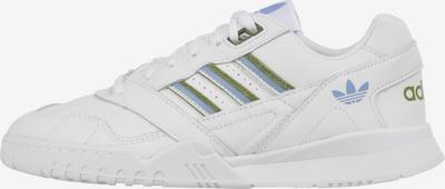 ADIDAS ORIGINALS A.R. Trainer Sneaker in hellblau / oliv / weiß, Produktansicht
