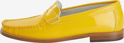 heine Slipper in gelb, Produktansicht