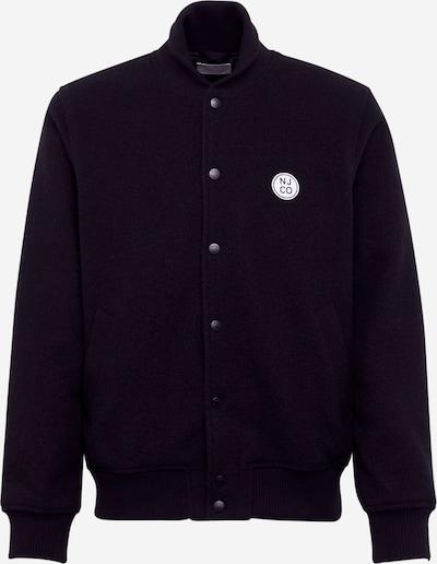 Demisezoninė striukė 'Bengan' iš Nudie Jeans Co , spalva - juoda, Prekių apžvalga
