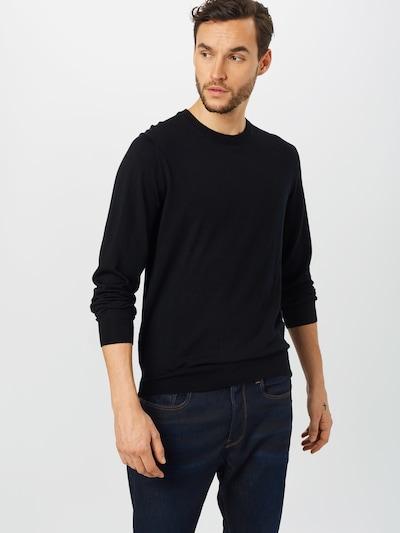Filippa K Pulover u crna: Prednji pogled