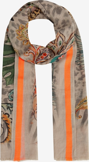 CODELLO Scarf in Beige / Mixed colors, Item view