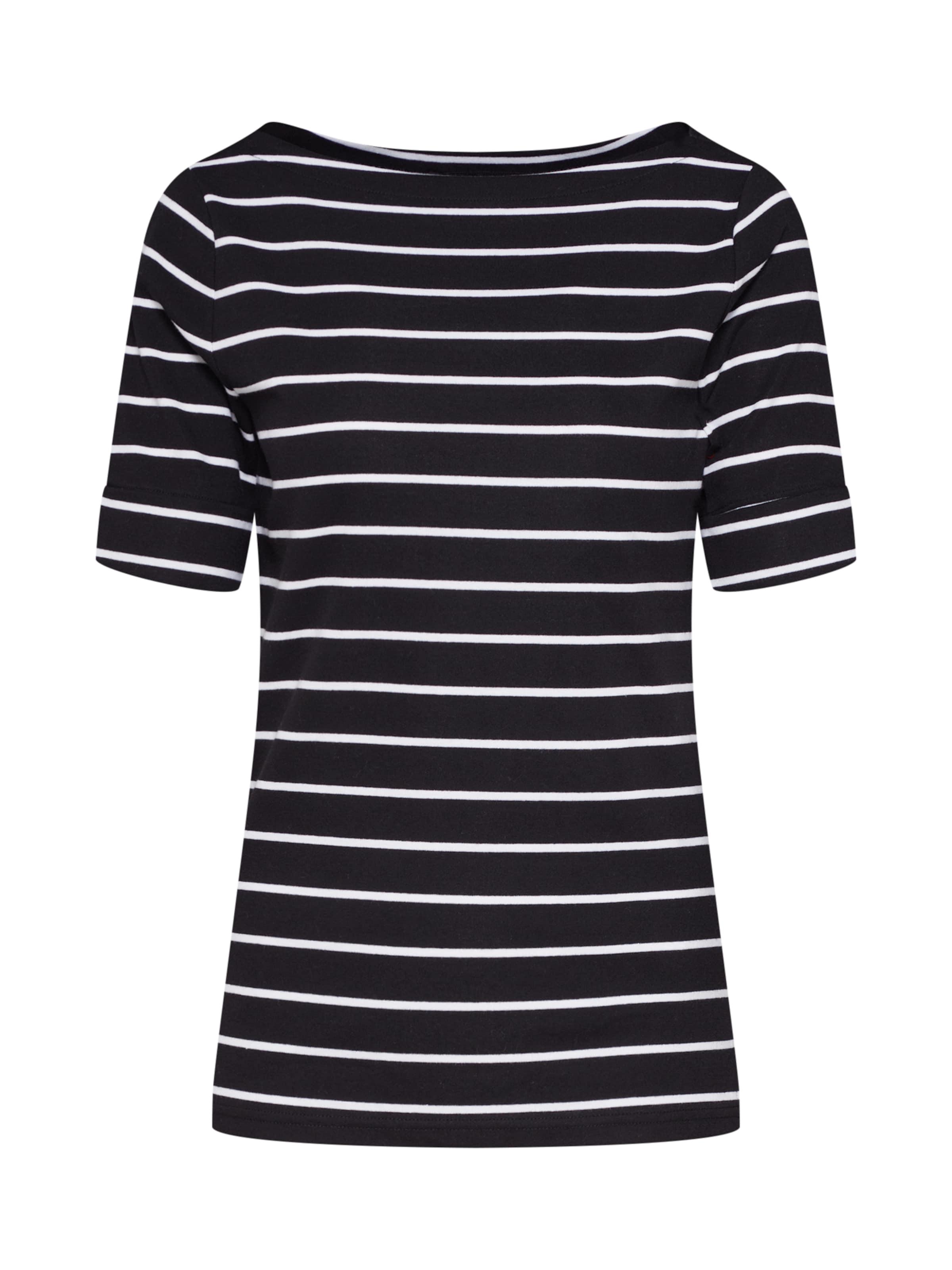 Ralph 'judy' NoirBlanc En Lauren shirt T LVzGUpqSM